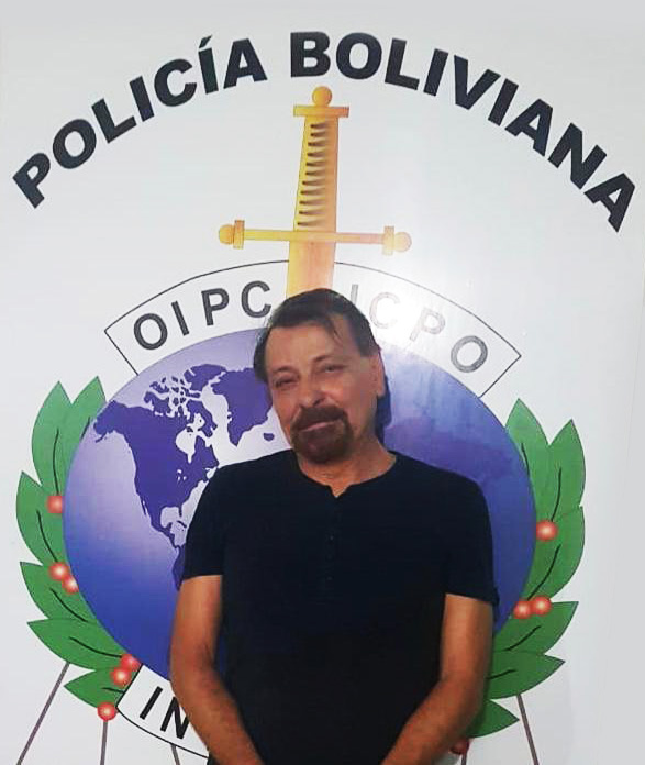 Cesare Battisti catturato in Bolivia.